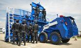 В Словакии создали машину для борьбы с массовыми беспорядками