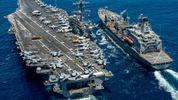КНДР готова завдати удару по авіаносцю США