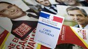 Выборы во Франции: как происходит первый тур голосования