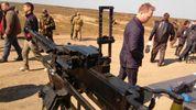 Украинские разработчики представили новое оружие для военных