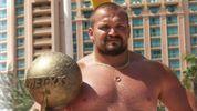 Василь Вірастюк – український богатир та найсильніша людина світу