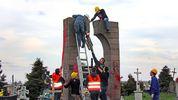 Волонтери з'ясували хто платив полякам за руйнування пам'ятника ОУН під Перемишлем