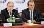 Кума Путина Медведчука поддерживает украинская власть, потому что до сих пор не порвала с Москво