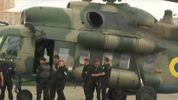 Самая массовая спецоперация в Украине: задержанных доставили вертолетами