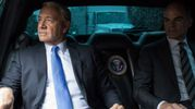 """Фотограф Обами зробив приголомшливу фотосесію для президента з """"Карткового будинку"""""""
