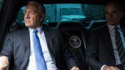 """Фотограф Обамы сделал потрясающую фотосессию для президента с """"Карточного дома"""""""