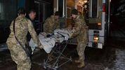Боевики из артиллерии обстреляли украинских защитников, есть раненые