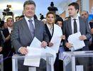 Син Порошенка оцінив роботу президента за три роки на посаді