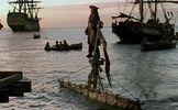 """""""Флотилія ДНР"""": бойовики відпрацьовують """"тактичні маневри"""" на прогулянкових катерах"""