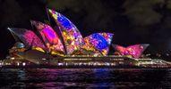 Фестиваль света в Сиднее: невероятные фото из соцсетей