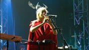 Солістка гурту ONUKA пояснила, чому важливо давати концерти під час війни
