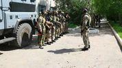 Українські спецпризначенці їдуть на підмогу у Красногорівку
