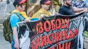 """Стрілянина в Мукачеві: суд змінив запобіжний захід бійцям """"Правого сектора"""""""