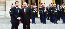 Встреча с Путиным была нужна Макрону для укрепления своих позиций, – Le Figaro