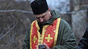 Священники УПЦ МП помогали убивать бойцов АТО, — капеллан