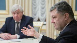 Через три місяці після звільнення Шокіна Порошенко переписав під нього указ
