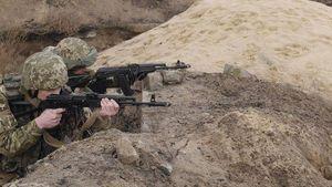 Как силы АТО отбили у террористов территории: подробности героического боя