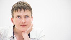 Савченко пояснила слова, за которые ее больше всего критикуют