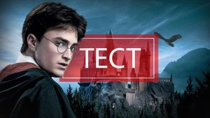 Поттероман или Поттерознаток? Проверь свои знания о Гарри Поттере