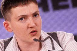 Савченко записала видеообращение к Захарченко: Ты думай, что говоришь
