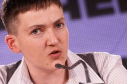 Савченко записала видеообращение к Захарченко: Ты думай что говоришь