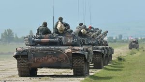 Наші танки будуть в Москві за 13 годин, – американець в ефірі російського ТБ