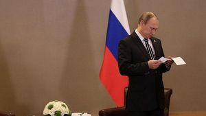 Путін осоромився, продемонструвавши незнання історії Криму