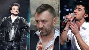 Журналісти просять заборонити в'їзд в Україну аж 20 російським артистам: список
