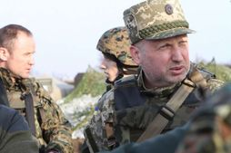 "Россия готовится к ""большой войне"", – Турчинов"