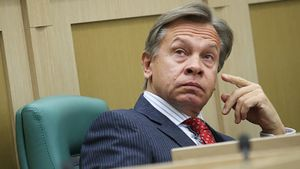 У Путина ответили Авакову касательно плана про Крым и Донбасс