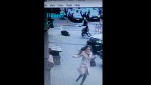 Оприлюднили відео вбивства Вороненкова