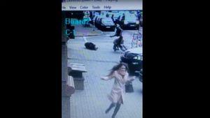 Обнародовали видео с момента убийства Вороненкова