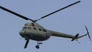 Неподалеку от Краматорска разбился военный вертолет, экипаж погиб