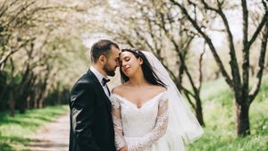Джамала показала новые фото со свадьбы: трогательные кадры