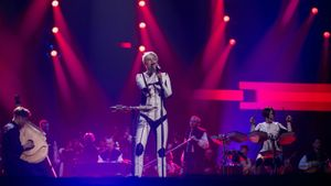 ONUKA продовжує бити рекорди з популярності після виступу на Євробаченні-2017