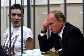 Реакція російських ЗМІ на повернення Савченко: Путін великий і прекрасний