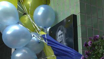 Как в Киеве почтили память погибшего украинского бойца