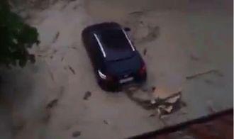 Страшное наводнение в Германии: есть жертвы