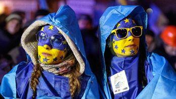 Надо начать строить Европу в Украине
