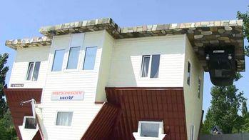 Будинок догори дригом: незвична оселя у Скадовську, яка приваблює туристів