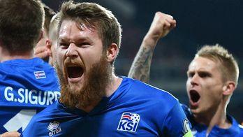По сети распространяется вирусная шутка о русском, который якобы играет за сборную Исландии