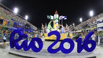 Как украинцы проводили спортсменов на Олимпиаду в Рио