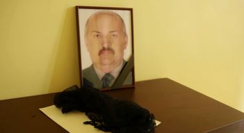 Семью погибшего бойца АТО во время похорон обокрали соседи