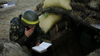 Колишні бійці АТО хочуть створити україномовну аудіобібліотеку