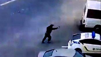 Вбивство поліцейських у Дніпрі: коротко про головне