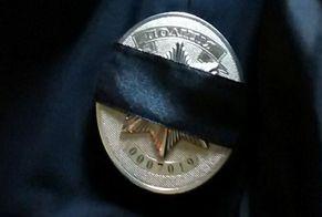 Полицейские Украины почтили память убитых коллег: обзор соцсетей