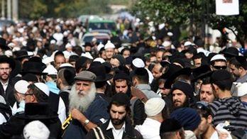 Поліція посилює заходи безпеки через паломників-хасидів в Умані