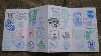 Шлях Святого Якова: про паспорт мандрівника, незвичайний подарунок і українців, яких немає