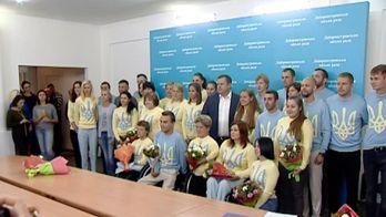 Паралимпийцы из Днепра получили немалые денежные премии