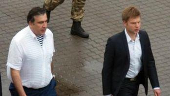 Ход конем, или как из-за Скорика Гончаренко может сменить Саакашвили?